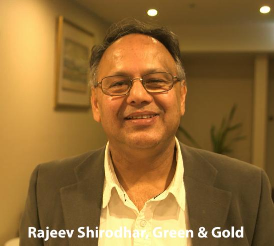 Rajeev Shirodhar